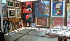 """Telas do artista plástico Wilson Lamberto Doin compõem a exposição """"A Força da Cor"""", aberta no Garten Shopping. O tema do projeto é """"O fio condutor que passa nas cores e todas as formas é a realidade da leveza fluindo"""". … leia mais  »"""