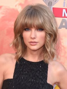 Love all things '70s? Take a photo of Taylor Swift's modern take on the mullet to your next salon appointment.