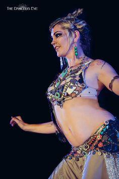 Zoe Jakes Friday Night Show - Tribal Revolution 2015 The Dancers Eye - Fine Art Bellydance Photography
