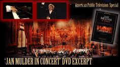 Broadcast on PBS for 300+ hours watch an excerpt of, 'Jan Mulder in Concert', the debut show of Jan Mulder on American Television.
