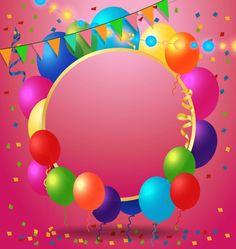 Happy Birthday Quotes, Happy Birthday Wishes, Birthday Fun, Birthday Cards, Birthday Gifts, Pig Halloween, Birthday Frames, Birthday Background, Halloween Backgrounds