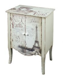 Paris Small Cupboard. I need this for a nightstand!!!(:
