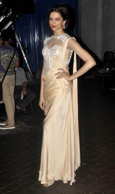 The stunning Deepika Padukone