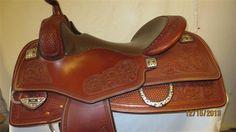 Used Saddle:Tim McQuay model from Bob's Custom Saddles- in stock! Square Skirt, Used Saddles, Number 0, Bob S, Dark Colors, Longchamp, Tack, Satchel, Tote Bag