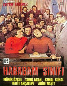Hababam sınıfı -1975 -Kahkaha dolu serüven başlıyor...