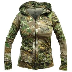 Realtree Girl MX1 Hooded Jacket. Want, though I wish it was RealTree AP
