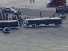 Un muerto y siete heridos durante tiroteo en aeropuerto Fort Lauderdale