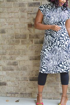 dress with pants outfit, fashion diy, easy mending, easy sewing, too small dress alterations