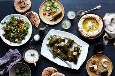 Recipe From a Lost City: Syrian Stuffed Squash