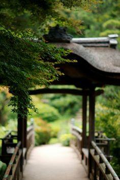 Jardines japoneses on pinterest japanese gardens zen - Jardines japoneses zen ...