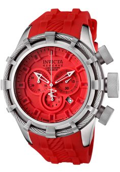 Price:$375.00 #watches Invicta 1371, The Invicta makes a bold statement with its intricate detail and design, personifying a gallant structure. It's the fine art of making timepieces.