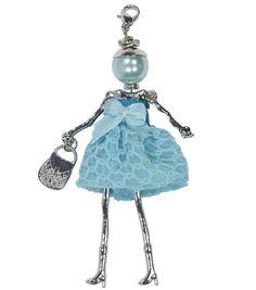 Laliberi Paisian Doll Pendant-Riley
