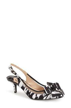 J. Reneé'Garbi' SlingbackPump (Women)
