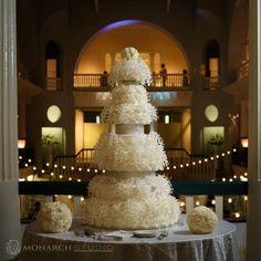 An amazing wedding cake adorned with silk flowers. Beautiful work by Sweet Weddings Cake Design. 8 Tier Wedding Cakes, Wedding Cake Designs, Wholesale Crafts, Wholesale Craft Supplies, Party Suppliers, Beautiful Cakes, Silk Flowers, Wedding Reception, Sweet