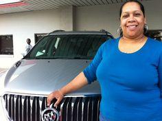 One of Capital Buick GMC Happy Customers!