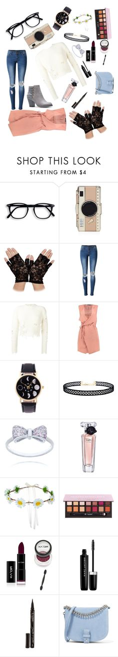 """""""Duster Coats-Daily"""" by portzali ❤ liked on Polyvore featuring Kate Spade, WithChic, adidas Originals, Boohoo, LULUS, Lancôme, Marc Jacobs, Smith & Cult and Little Liffner"""