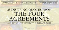 Using The Four Agreements to navigate life and personal freedom. A week or so ago I shared a list of some of my favorite wellness books and one book on that list is The Four Agreements. It's …