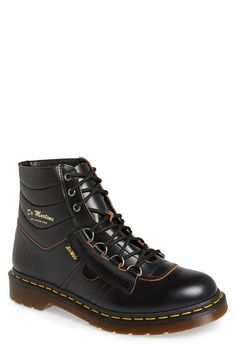 Dr. Martens 'Kamin' Plain Toe Boot (Men)