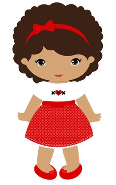 BONECAS(OS)& MENINAS(OS) Girl Clipart, Kids Icon, Drawing For Kids, Drawing Art, Cute Images, Applique Quilts, Girls Diary, Cute Dolls, Applique Designs