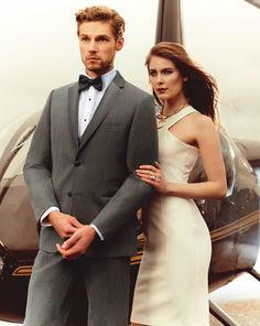 Bella Spsosa Bridal & Prom offers an array of tuxedos and tuxedo accessories, including Free Groom's tuxes. All tuxedo's include all standard necessary parts except socks, shoes and underwear. Those items and upgrades are available at an additionalcost.