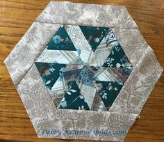 Debby Kratovil Quilts: Sneak Peek for a Wednesday Tutorial