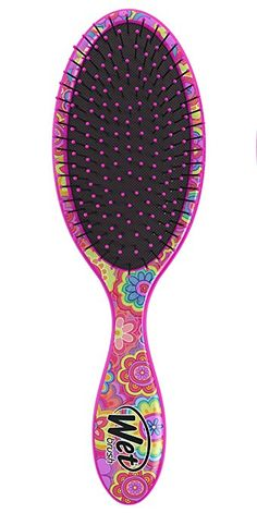 Amazon.com : Wet Brush Happy Hair Detangler Hair Brush, Daisy : Beauty