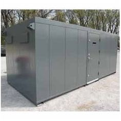 FULLY WELDED Tornado Shelter 10'x8' for 1-16 people, built in accordance with FEMA Standards (COMMUNITY STORM SHELTER) $7,521.25 Save 1000.00