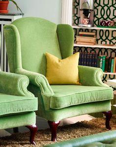 Emerald The Decorista-Domestic Bliss: GRAND HOTEL COLOR