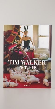 tim walker..easily my favorite photographer. his book is amazing!! could look through it a million times.