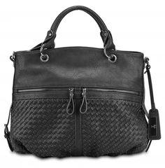 Handtaschen, schwarz von Venturini - Taschen für Damen online kaufen - Reno