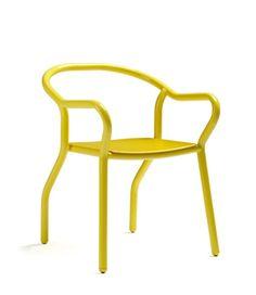 Montmartre-chair-by-Jonas-Wagell-yellow