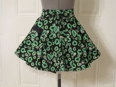 SaleSexy Half Apron Kiss me Im Irish Ready to by AquamarCouture, $20.00