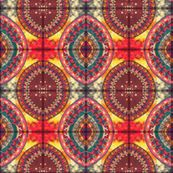 Santa Francesca fabric by loriwierdesigns, click to view