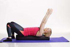 Helpota selkäkipuja pilatesrullan avulla - Liikunta - ME NAISET