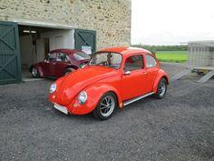 Cox volkswagen cal-look Datsun 510, Vw Cars, Volkswagen Jetta, Vw Beetles, Cool Stuff, Type 1, Wheels, Beetle Car, Dreams