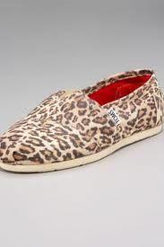 Cheetah print toms ❤