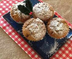 Recipe Gingerbread muffins by monicaih - Recipe of category Baking - sweet