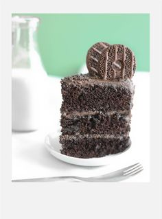 Sprinkle Bakes: Chocolate Therapy Cake