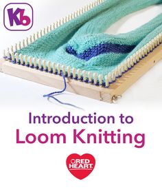 Introduction to Loom Knitting Introduction to weaving machine knitting Loom Knitting Stitches, Knifty Knitter, Loom Knitting Projects, Knitting Socks, Hand Knitting, Knitting Tutorials, Yarn Projects, Cross Stitches, Loom Board