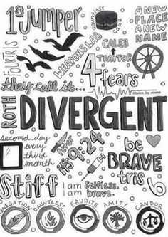 ideas for quotes book divergent idées de citations divergentes Divergent Memes, Divergent Fan Art, Divergent Hunger Games, Divergent Fandom, Divergent Trilogy, Divergent Insurgent Allegiant, Castle Tv, Castle Beckett, Annabeth Chase