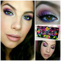 #Electric Challenge Day 5: Purple Haze - Beauty Broadcast