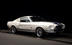 1968 Shelby Mustang GT500