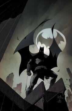 Batman #50 by Greg Capullo.