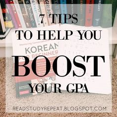 readstudyrepeat.blogspot.com college studying, boost your gpa, college blog