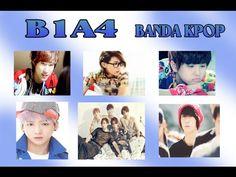 B1A4 Banda de kpop- Idols coreanos