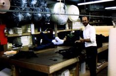 1985: Early Days Dana Design Factory