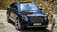 Bentley Bentayga: El SUV superlativo. Bentley Bentayga: El todoterreno más exclusivo del mundo (2016)