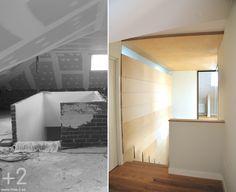 antes y después dormitorio #diseñointerior #design #wood