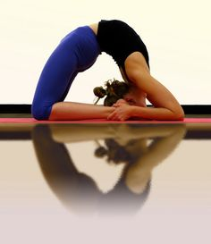 Kapotasana. pigeon pose, Ashtanga Second Series