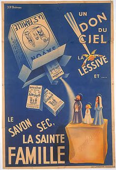 Sec, famiria savon. Vintage French Posters, Pub Vintage, Vintage Labels, Vintage Antiques, Poster Ads, Advertising Poster, Vintage Pictures, Vintage Images, Savon Soap